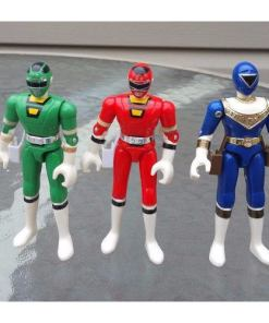 Bandai Power Rangers Ranger Figures 1996, 1997 lot 3
