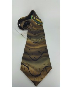 J. GARCIA 100% Silk Men's Tie Tree Collection Fifeen Art In Neckwear Tree