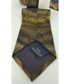 J. GARCIA 100% Silk Men's Tie Tree Collection Fifeen Art In Neckwear Treecollection
