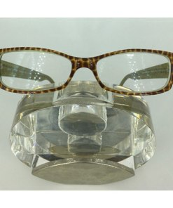 Jean Lafont Paris France Ambiance 521 Animal Print Eyeglass Frames 53-15-140