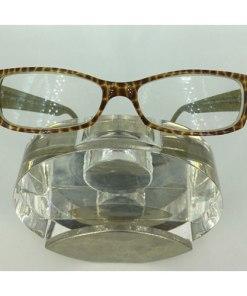 Jean Lafont Paris France Ambiance 521 Animal Print Eyeglass Frames 53-15-140