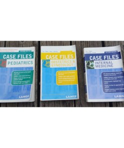 Lange Case Files: lot 3 Pediatrics OB Internal Medicine