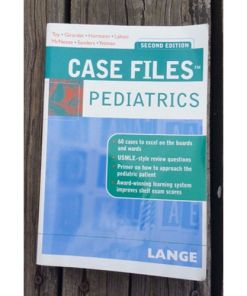 Lange Case Files: lot 3 Pediatrics