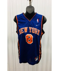 Latrell Sprewell NBA New York Knicks Jersey