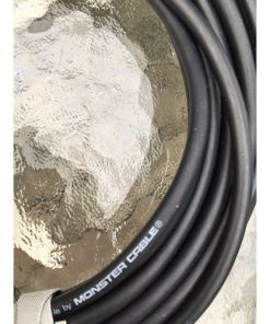 Monster Cable ProLink Standard 100 High Clarity Flexible Microphone Cable 30 feet