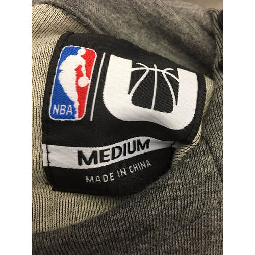 NWT Brooklyn Nets Hoody Size Meduim New NBA Official Basketball size