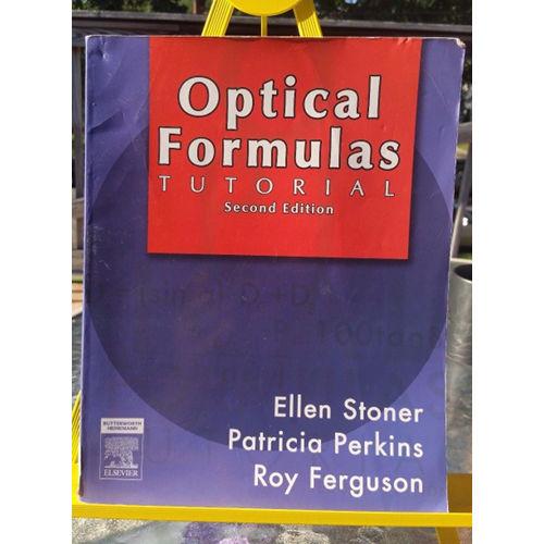 Optical Formulas Tutorial, 2nd Edition 9780750675048