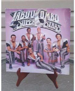 TABOU COMBO SUPER STARS 1984 – Allo Allo (Toujou, Souça) SEALED 1st Pressing