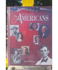 The Americans: Student Edition 2009 by MCDOUGAL LITTEL 9780618916290