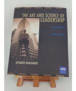 The Art and Science of Leadership 9780536675026