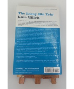 The Loony-Bin Trip by Kate Millett 9790252068881 back