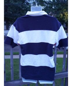Vintage Tommy Hilfiger Short Sleeve Polo Size XL front back