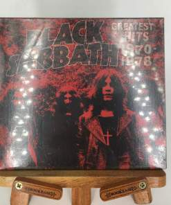 BLACK SABBATH CD - GREATEST HITS 1970-1978 (2006)