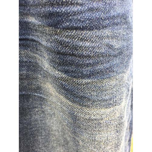 Buffalo David Bitton ASHX Fleece Denim Sz 38x32 closeup