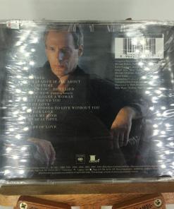 MICHAEL BOLTON Love Songs Cd back 696998535121