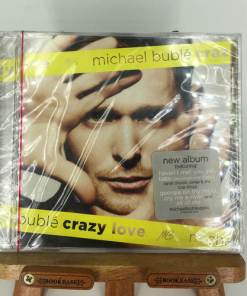 Michael Bublé - Crazy Love 093624973775