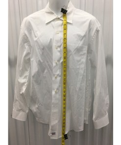 VINEYARD VINES Solid WHITE Classic Murray button down Shirt Size Large