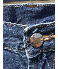 Versace collection Denim jeans cotton size 32 button