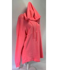 Victoria's Secret Love Pink dog full zip hoodie Animal print