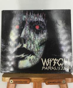 Witch Paralyzed CD 707239008523
