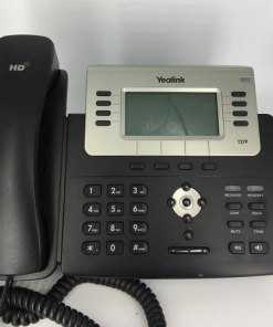Yealink SIP-T27P 6-Line Enterprise HD IP Phone SIP PoE Voice No Power Adapter