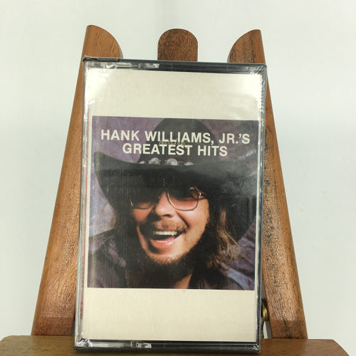 hank william jr's greatest hits cassette