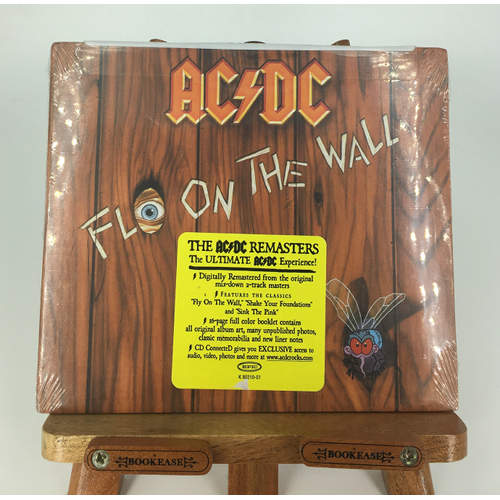 AC:DC - Fly on the Wall Remaster CD696998021020