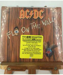 AC:DC - Fly on the Wall Remaster CD 696998021020