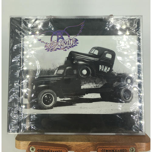 Aerosmith Pump Remaster Edition 1989 CD075992425421