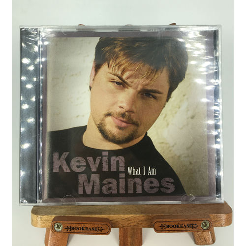 Kevin Maines (What I Am) Music CD 829569200122