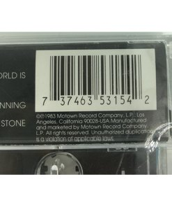 Motown Cassette Classic The Temptations bar737463531542