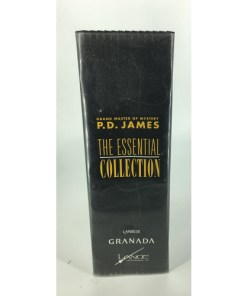 P.D. JAMES ESSENTIAL COLLECTION DVD RARE PBS MYSTERY SIDE 741952661290