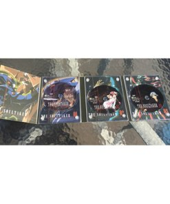 The Soultaker Chapter 1-13 Anime Dvd two 4988102822712