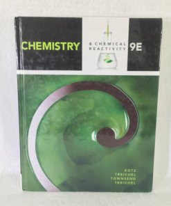 chemistry chemical reactivity 9th edition