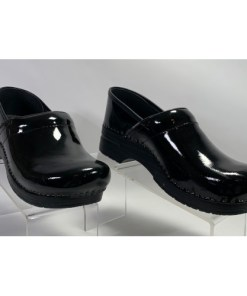 Dansko Women Patent Leather Clog