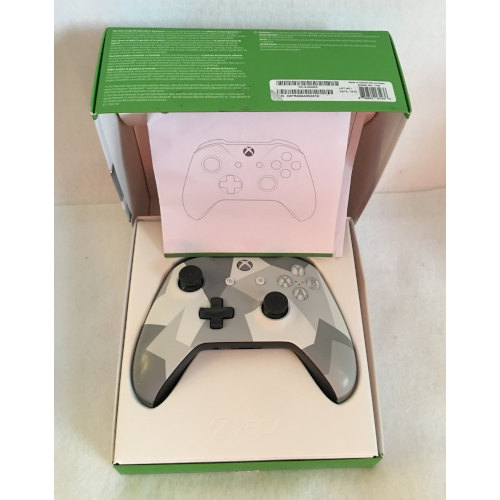 microsoft xbox one winter forces