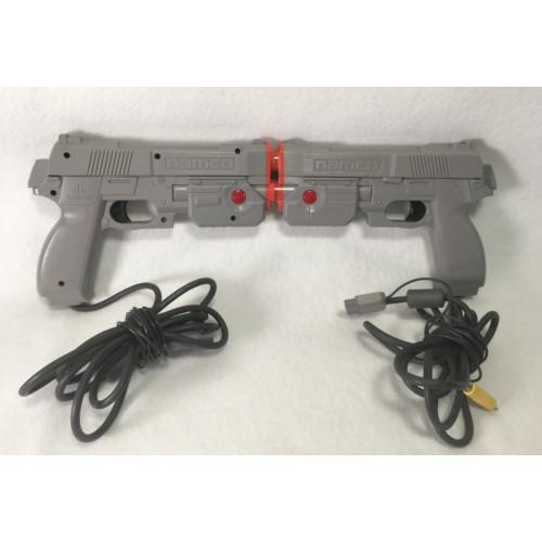 playstation namco npc-103 light gun controller