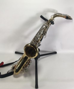 buescher aristrocrat alto saxaphone
