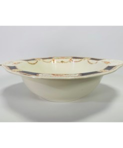 Alfred Meakin Royal Caledonia Vegetable Serving Bowl RD 1933 England