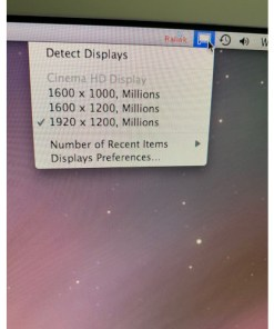 Apple Cinema Display 23