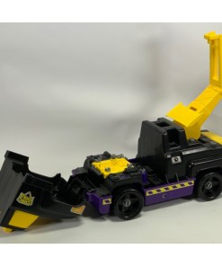 Cool Tools Tow Truck Hasbro Vintage Purple & Gold (1995)