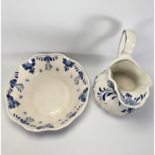 Delft Blue DAIC pitcher & Basin4
