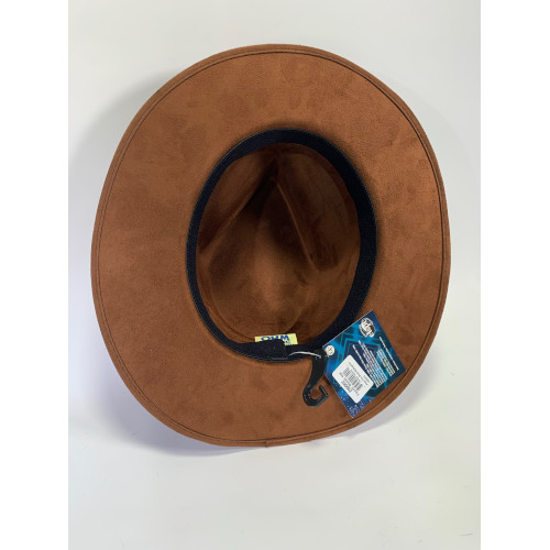 Doctor who hat 4th dr fedora brown