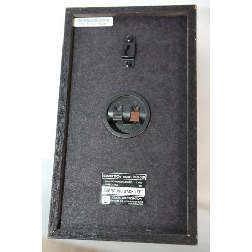 Onkyo Model SKB-550 Bookshelf Surround Sound Speakers - (4 Speakers)
