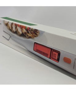 Brookstone Chef Fork Digital Meat Thermometer