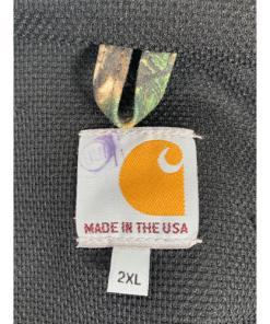 Carhartt Realtree Camo 125th Anniversary Jacket