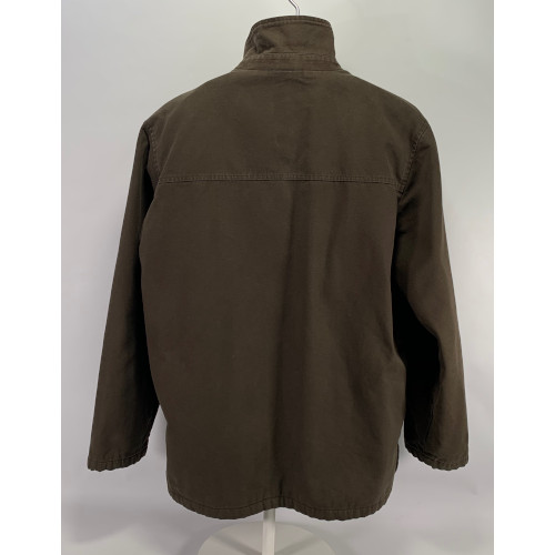 Eddie Bauer Mens Canvas Jacket