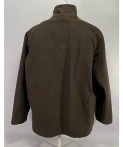 Eddie Bauer Mens Canvas Jacket