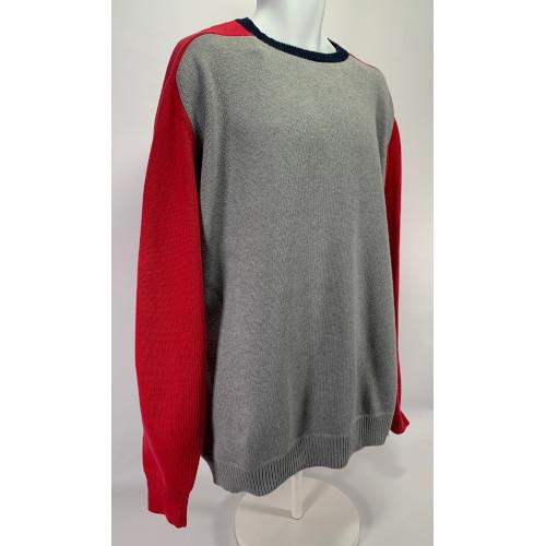 Nautica Men's Color Block Knit Sweater
