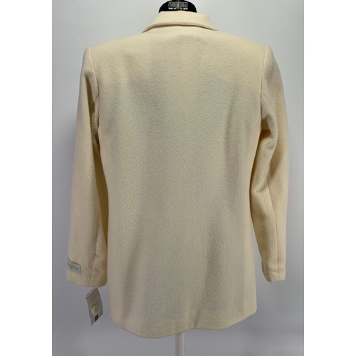 Lord & Taylor Petite Women Blazer Wool Cashmere 2P